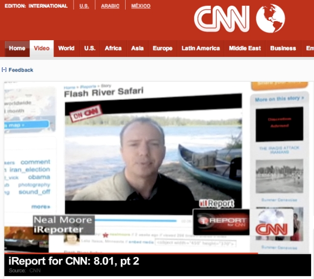 CNNFlashRiverSafari