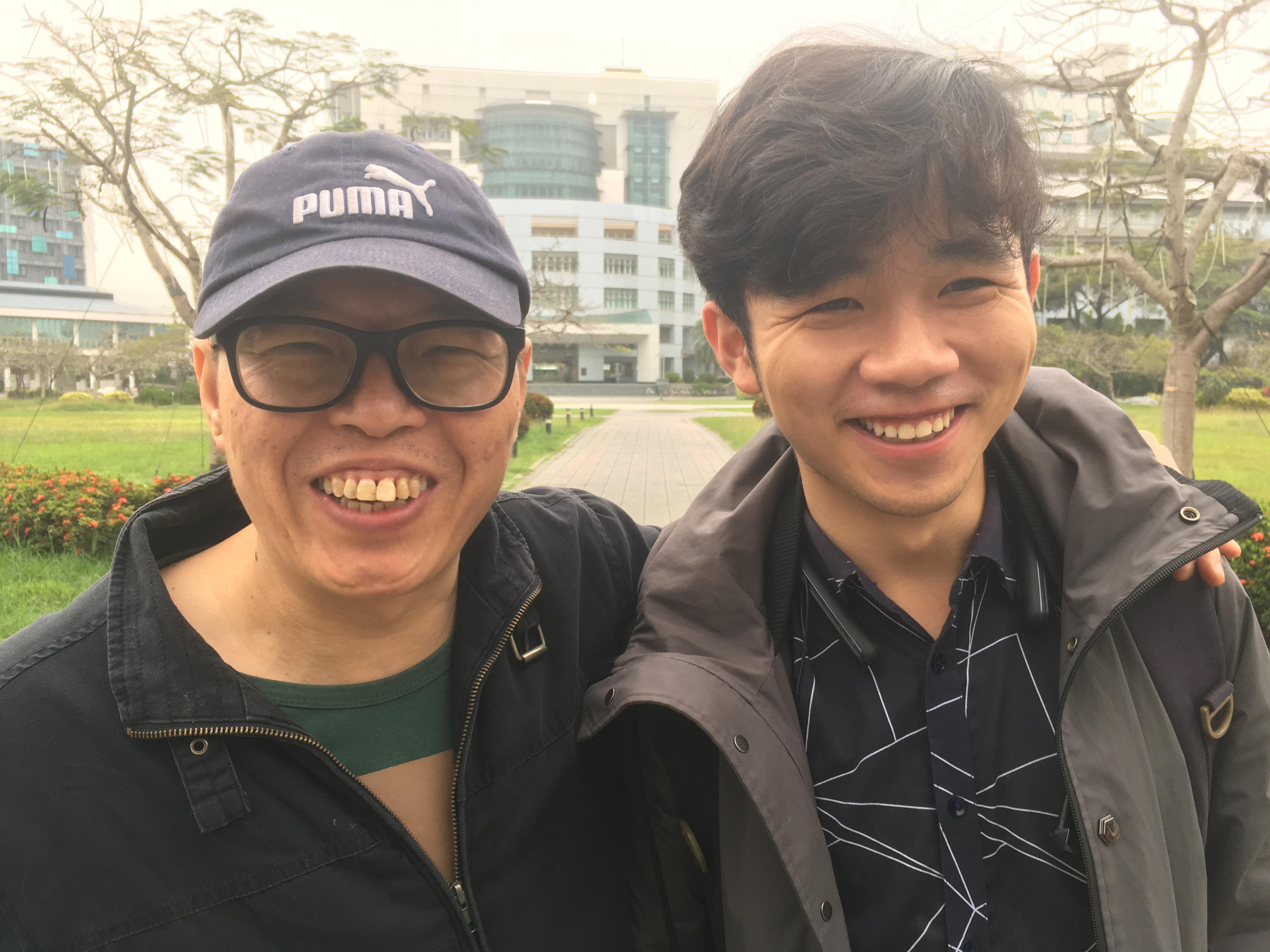 Cai and Li Tainan
